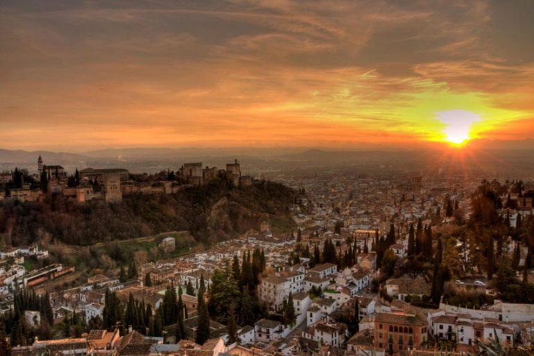 Granada - İspanya