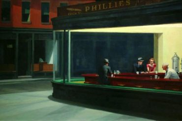 Edward Hopper-Highthawks