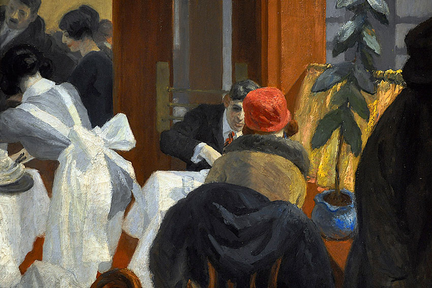 Hopper - The New York Restaurant