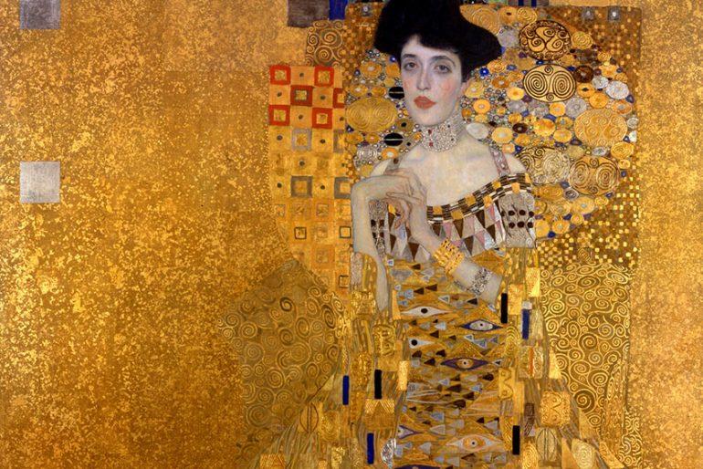 Adele Bloch - Bauer'in Portresi