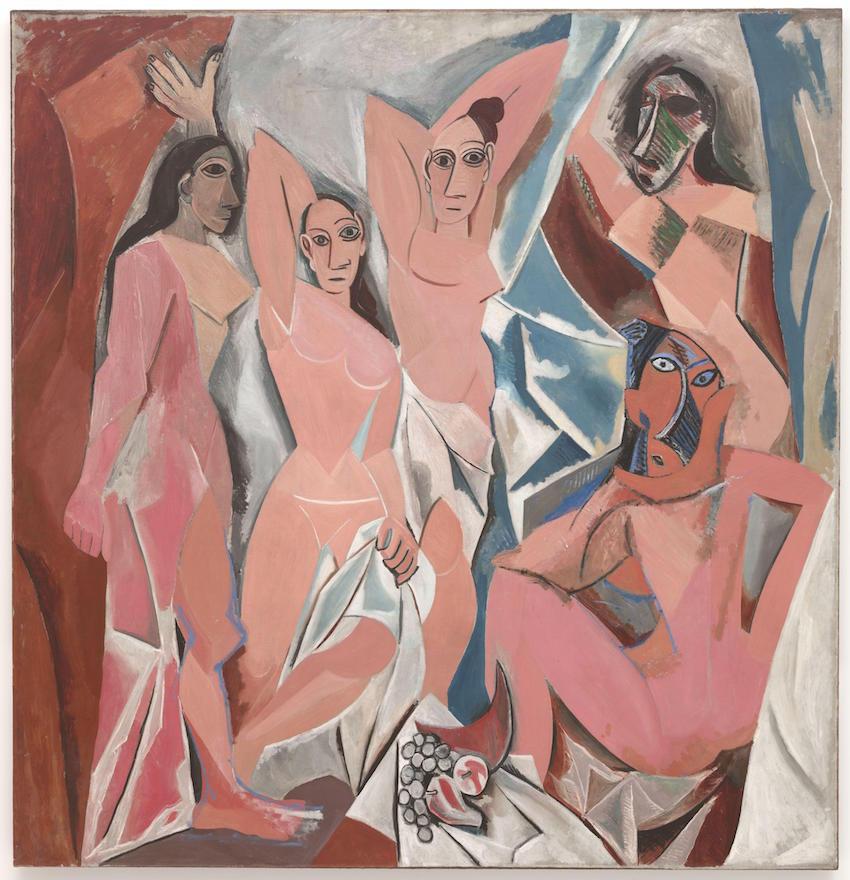 Avignonlu Genç Kızlar