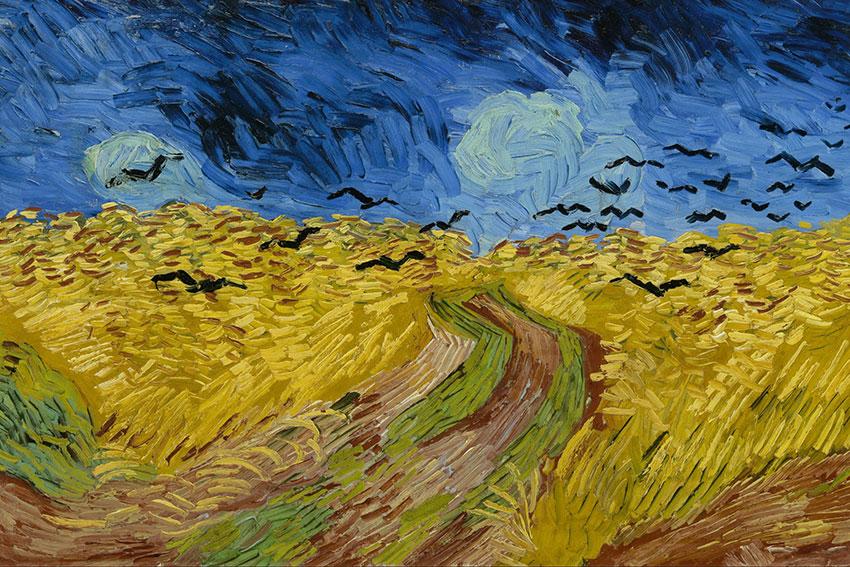 Van Gogh Buğday Tarlası